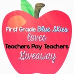 First Grade Blue Skies Loves Teachers Pay Teachers