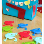 Jumping Frog Measurement {FREEBIE}