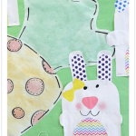 Hoppy Spring {Simple Bunny Glyph}