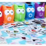 Vowel Owls Giveaway