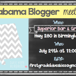 Southeast Blogger Meet Up {in Alabama}