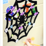 Odd and Even Webs Freebie! {and my week}