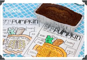 Pumpkin Week {FREEBIES}