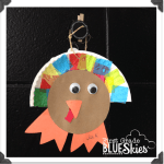 Who Will Carve the Turkey {Thanksgiving} FREEBIE