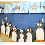PENGUINS, 100th Day, Crystal Experiment, and Snow Globe FREEBIES