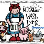 Joy Cowley Giveaways! We {LOVE} Mrs. Wishy-Washy!!