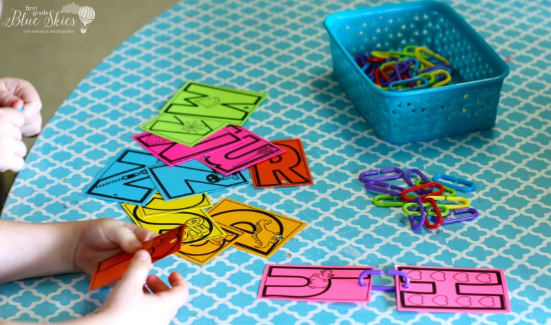 Freebie for Letter recognition
