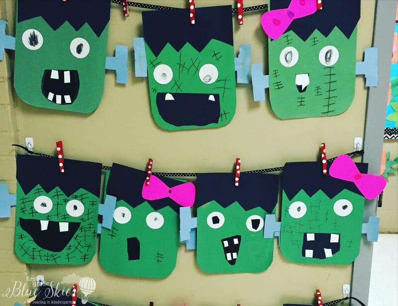 Monster Halloween Craft -FI