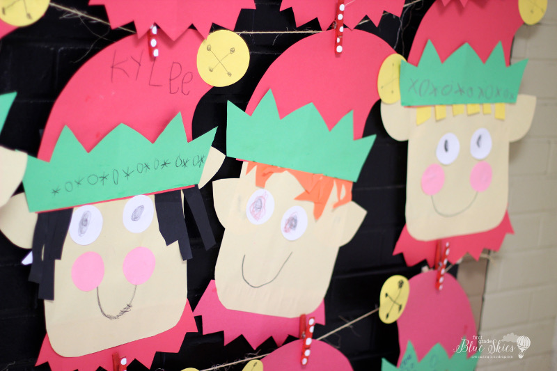 Elf Craft for the classroom