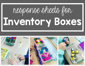 Inventory Exploration Boxes Freebie