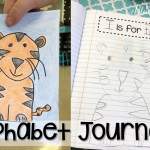 Alphabet Journal in Kindergarten