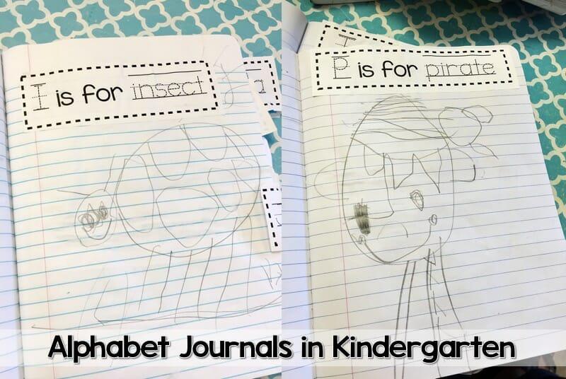 alphabet-journaling