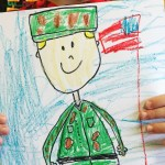 Veteran's Day Directed Drawing