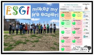 Assessment in Kindergarten: ESGI Spring Fling