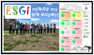 Assessment in Kindergarten: ESGI Spring Fling