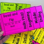 Literacy Flip Books