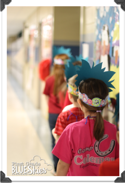 Dr Seuss headbands