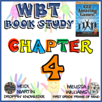 WBT's 122 Amazing Games Chapter 4 Book Talk