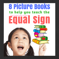 8 Picture Books that Help Teach the Equal Sign