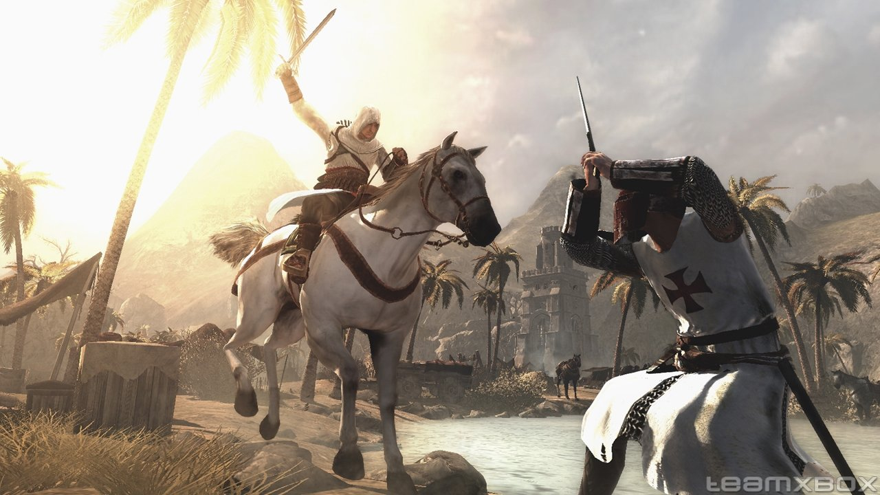 Assassins Creed  First Hour Review  The First Hour