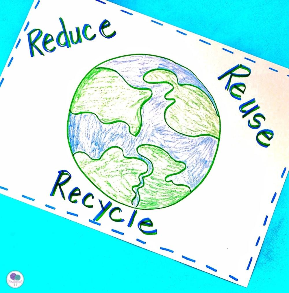 medium resolution of Earth Day Activities For First Grade Kids - Firstieland