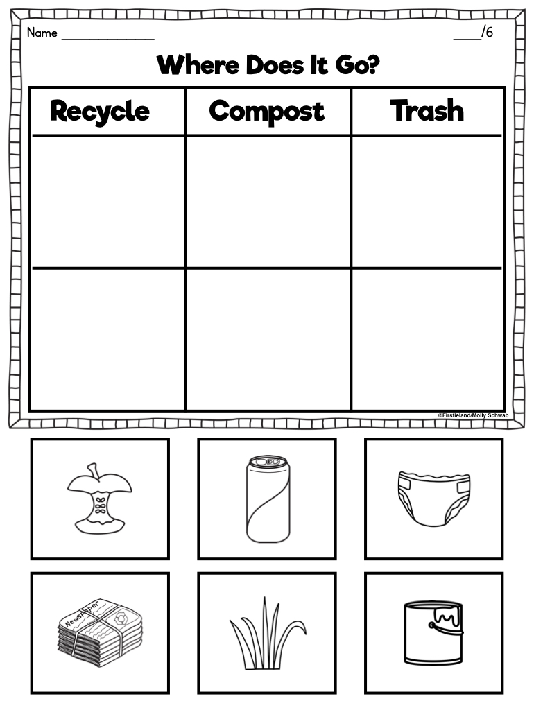 medium resolution of Earth Day Activities For First Grade Kids - Firstieland