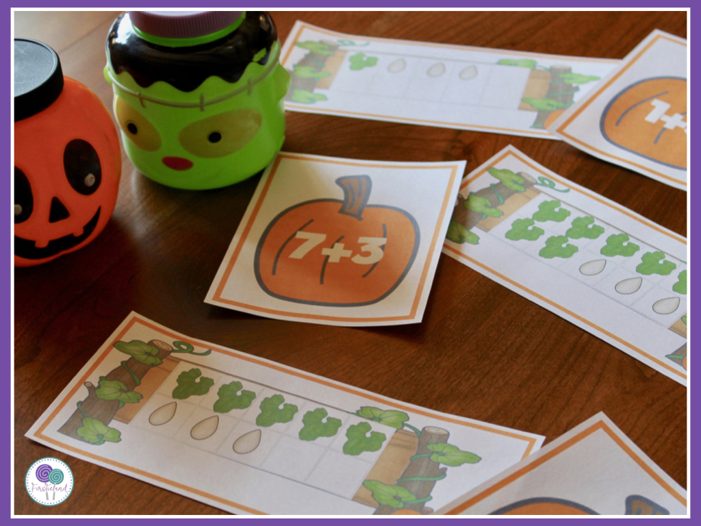Halloween Learning Centers That Your Kids Will Love