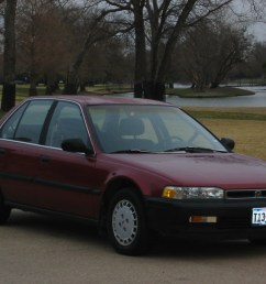 engine and transmission is guaranteed 1990 honda accord powerful and fuel efficient 4 cylinder engine with 5 speed manual transmission  [ 1600 x 1200 Pixel ]