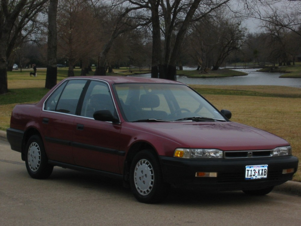 medium resolution of engine and transmission is guaranteed 1990 honda accord powerful and fuel efficient 4 cylinder engine with 5 speed manual transmission