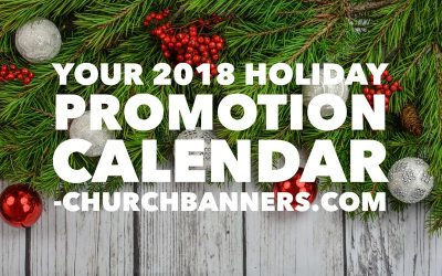 Your 2018 Holiday Promotion Calendar