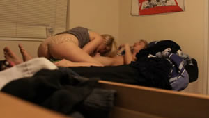 Excellent Real incest brothers having sex at home