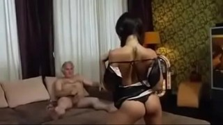 young girl fucking at home with her daddy