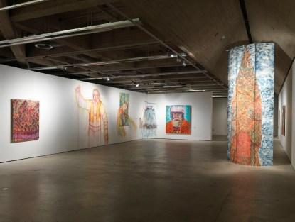Camilla Vuorenmaa, The Sea Separates Us -exhibition, 2016, EMMA -Espoo Museum of Modern Art. Photo: Ari Karttunen/EMMA.