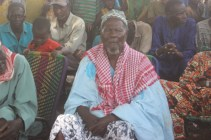 Chief of Village of Baga