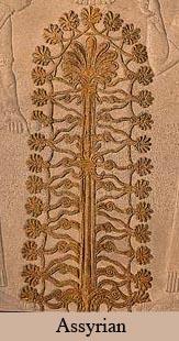 assyrian tree
