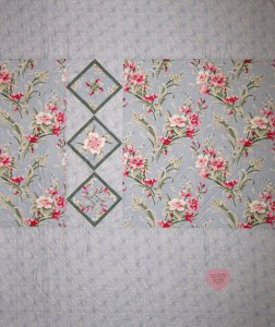 Sandy's Rose Garden back by Dawn White at First Light Designs