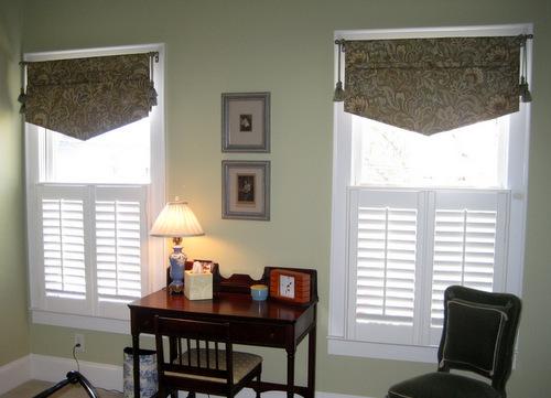new window treatment