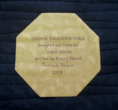 Cosmic Kaleido label 500