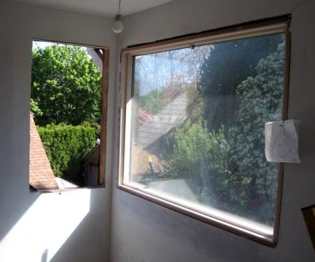 Week 6, old window removed