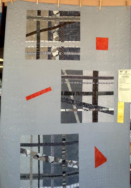 Gray Improv I by Cris Pera of Portland OR