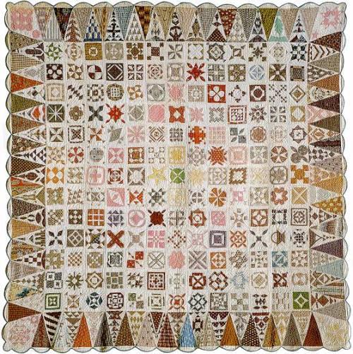original dear jane quilt