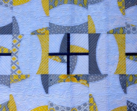2014-8 Dancing Churndash, quilting detail 2