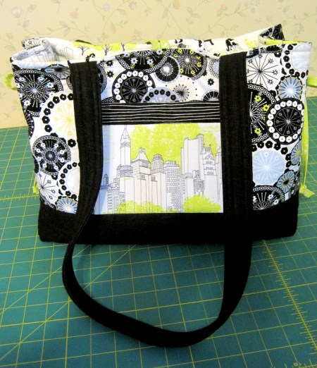 Central Park tote 5