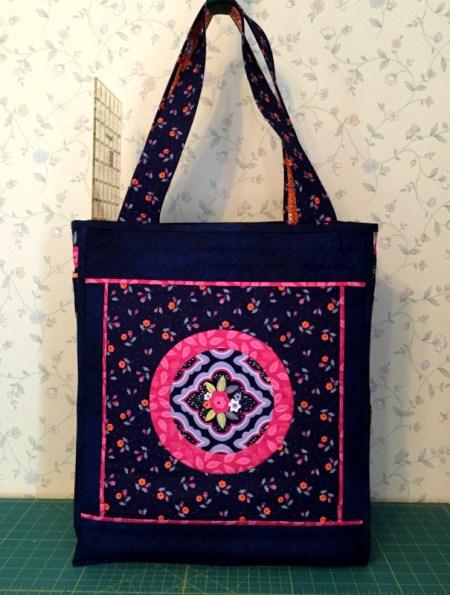 Jr Billie Bag pink side 1