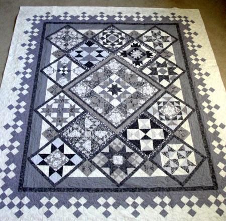 Judi Schwenk's RFTS quilt