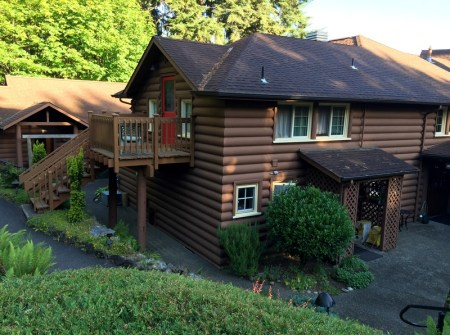 St Andrews House Hood Canal 1