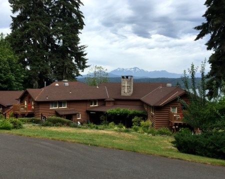 St Andrews House, Hood Canal