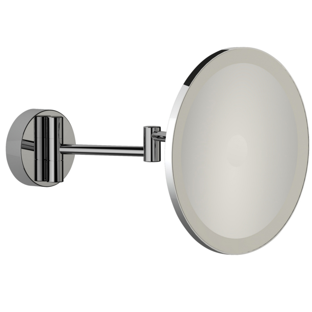 Illuminated Bathroom Mirror Hawaii Led Illuminated Bathroom Mirror Magnifying