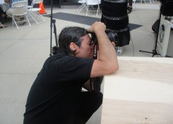 Live Sound System, Sound Engineer, and Photographer for BAI outdoor event