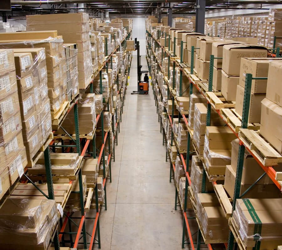 Public Warehousing & Contract Warehouse Solutions